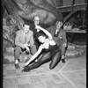 """Brigadoon"" rehearsal, 1952"