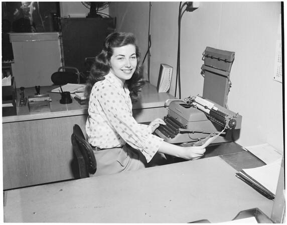 Junior Chamber of Commerce Queen, 1952