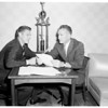 Football -- Rams New General Manager, 1960.