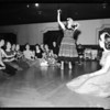 Dance instructors convention (Hollywood Roosevelt Hotel), 1952