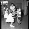 John Tracy clinic-rhythm, 1955