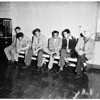Marine narcotics suspects (city jail), 1951