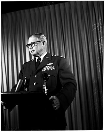Air Force General, 1955