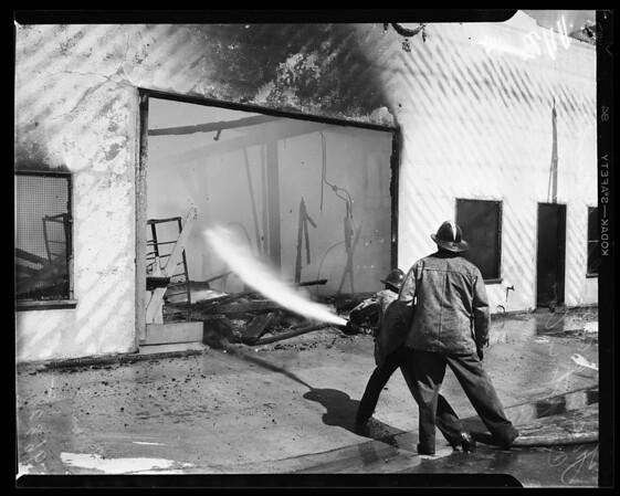 """""""Fire"""", 1952"""
