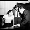 Newman murder preliminary, 1958