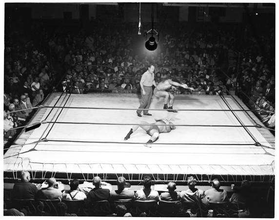 Olympic wrestling, 1951