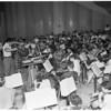 Youth concert at Stough Park, Burbank, 1951