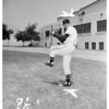 Outstanding prep baseball players in Montebello, Citrus, Chaffee, 1952