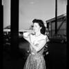 Sniper victim, 1952
