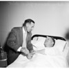 Meet in Harbor General Hospital, Torrance after 30 years, 1951