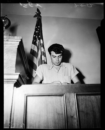 Joe Parra inquest, 1952