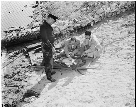 Drowning, 1951