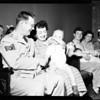Japan baby adoption, 1952