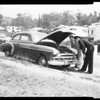 Dr. George Fuller's car (missing), 1956