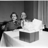60th wedding anniversary, 1951