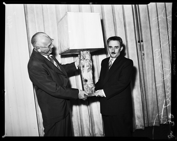 United Jewish Welfare fund, 1952