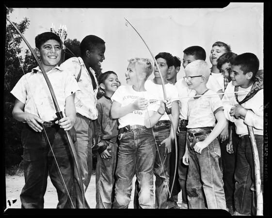 Saint Vincent De Paul Boy's Camp, 1956