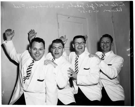 Quartette, 1955
