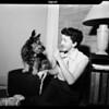 """Dog """"Burglar"""", 1952"""