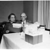 60th wedding anniversary, 1951