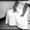 Abandoned baby, 1956