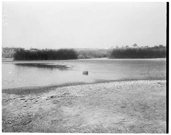 Bixby Slough, 1951