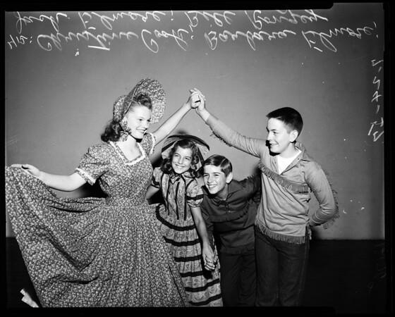 Fiesta del Pacifico (San Diego), 1957