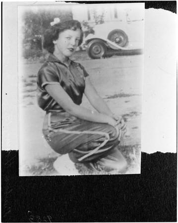 Missing family, 1951