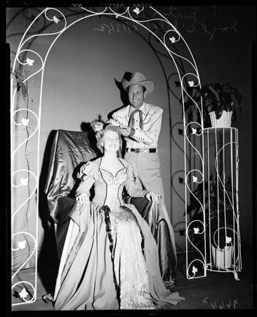 El Monte centennial, 1952