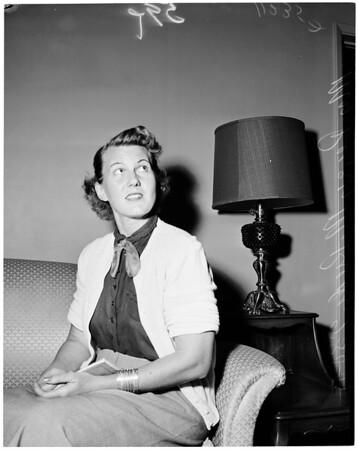 Culver City gambling ordinance, 1954