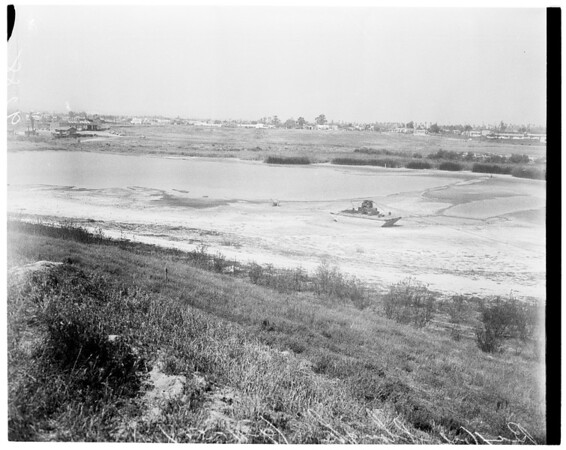 Bixby Slough, 1951