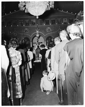 Greek Orthodox Church, 1951