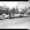 Civilian defense gasoline check, 1956