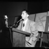 Olympic Freeway hearing, 1956