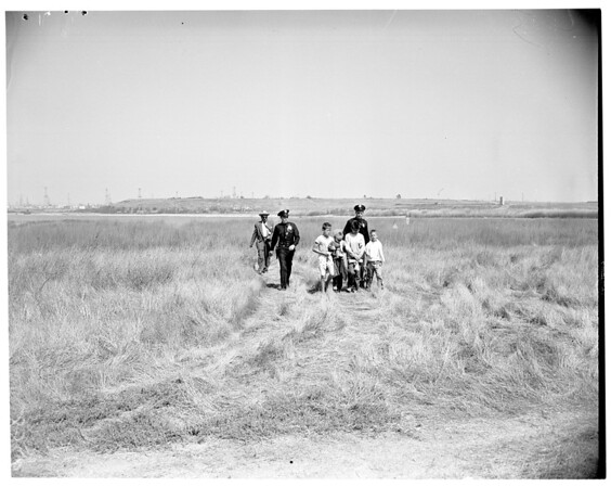 Bixby Slough investigation, 1951
