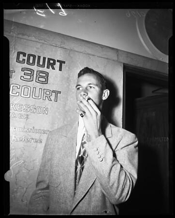 Juvenile Hearing (Le Tourneau), 1952