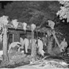Fire at 415 Exposition Boulevard, 1952