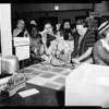 Summer Sale at May Company, 1956