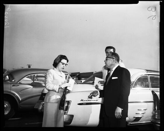 Jackson divorce (Santa Monica), 1958