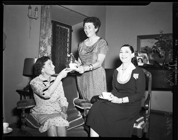 Malvina Weil Children's Service Guild, 1952