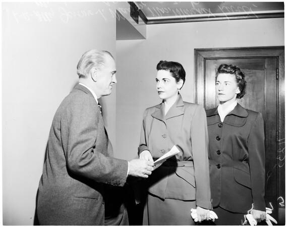 Levitt divorce, 1954