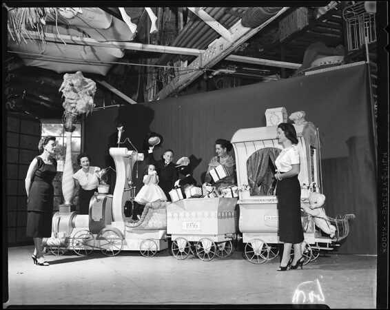 St. Anne's Hospital Guild -- Bazaar, 1957