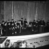 State College graduation, 1952