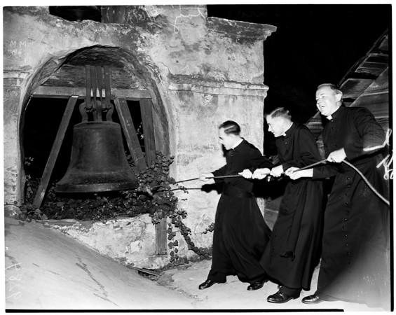 San Gabriel fiesta, 1951
