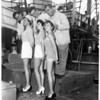 Lifeguard school for teenagers, 1951