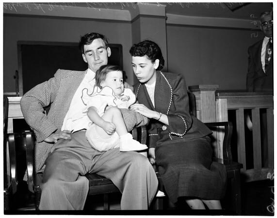 Child custody, 1952