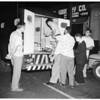 Chinese gambling raid, 1954