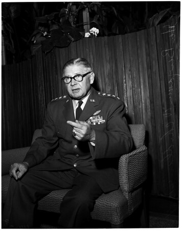 Air Force General, 1955