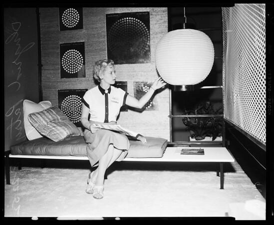 Home Show -- Hollywood Park, 1952