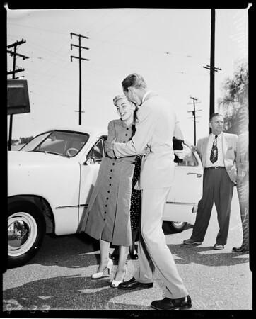 Run away boy, 1952